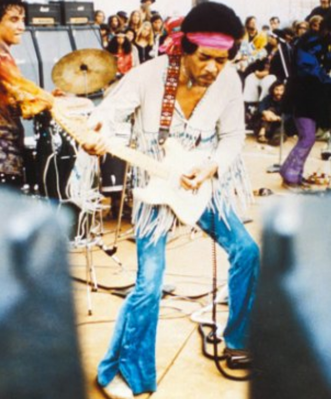 jimi hendrix live at woodstock