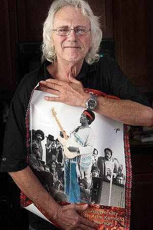 Artie Kornfeld Woodstock 2010