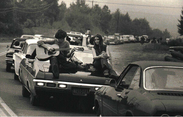 woodstock traffic