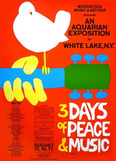 Woodstock literature