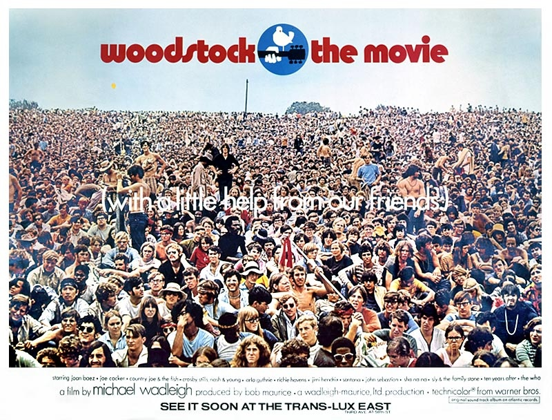 woodstock essay